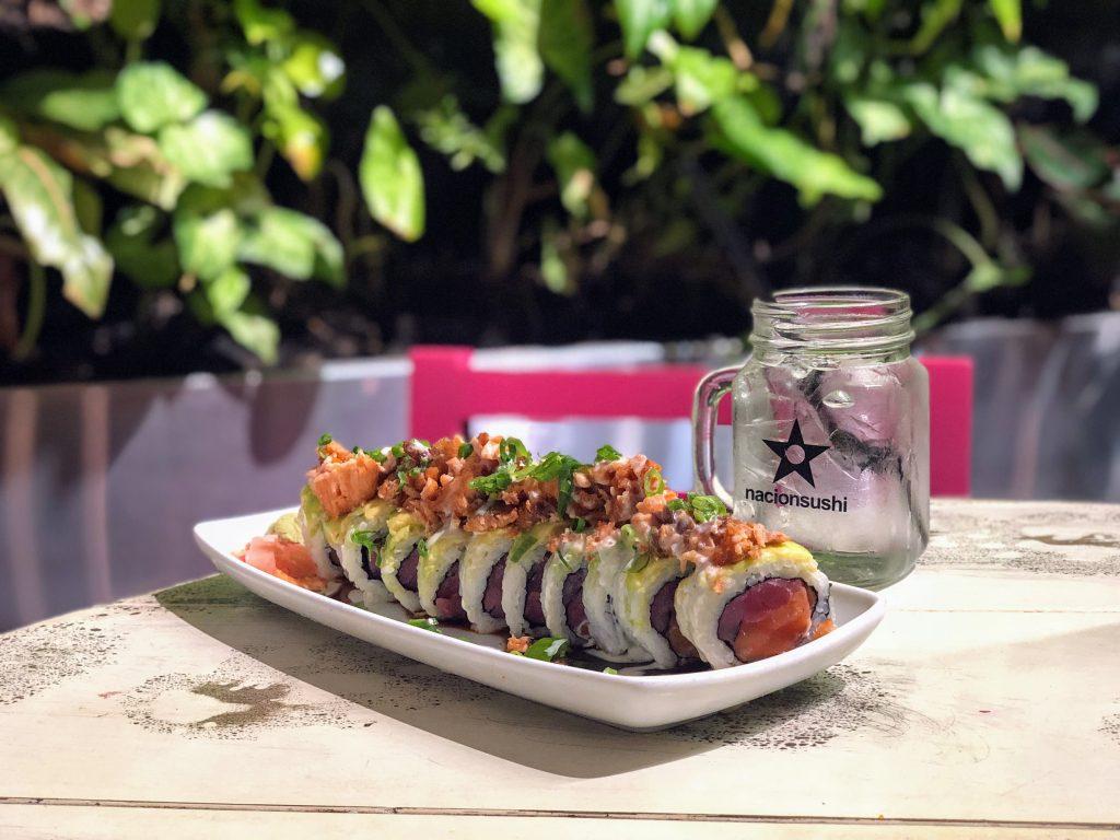 Nacion Sushi - Panama - Kyoto roll