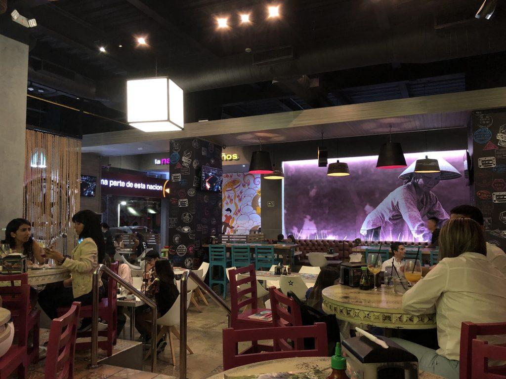 Nacion Sushi - Panama - Restaurante