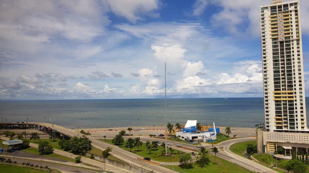 Sheraton @ Panama - Good Morning view - 02