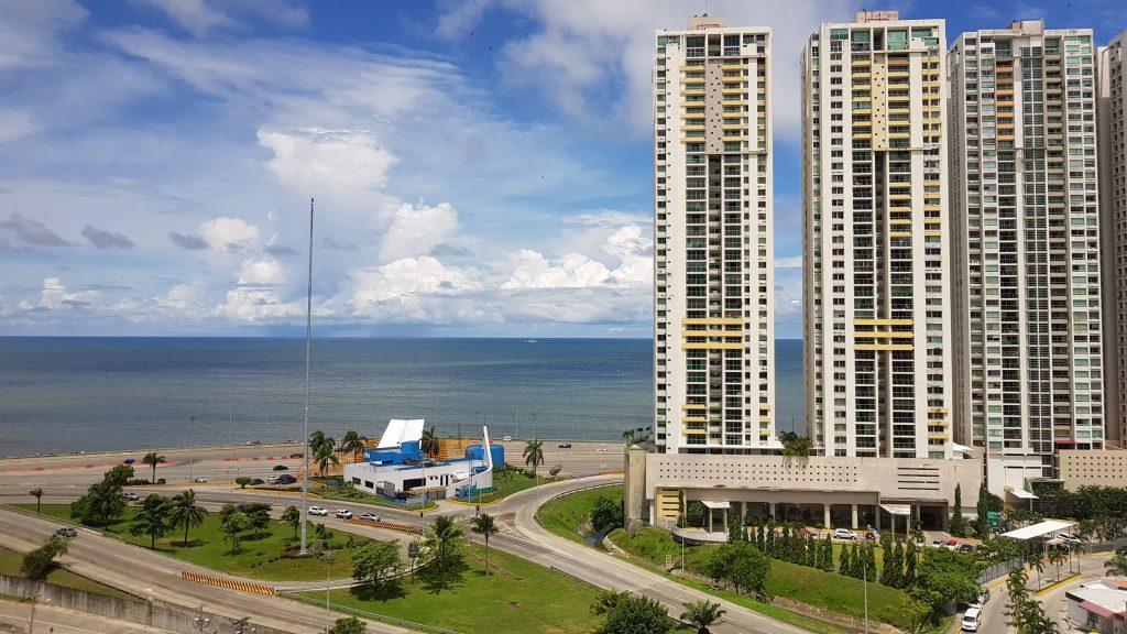 Sheraton @ Panama - Good Morning view - 03