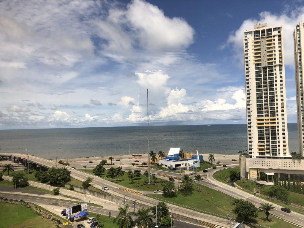Sheraton @ Panama - Good Morning view - 04