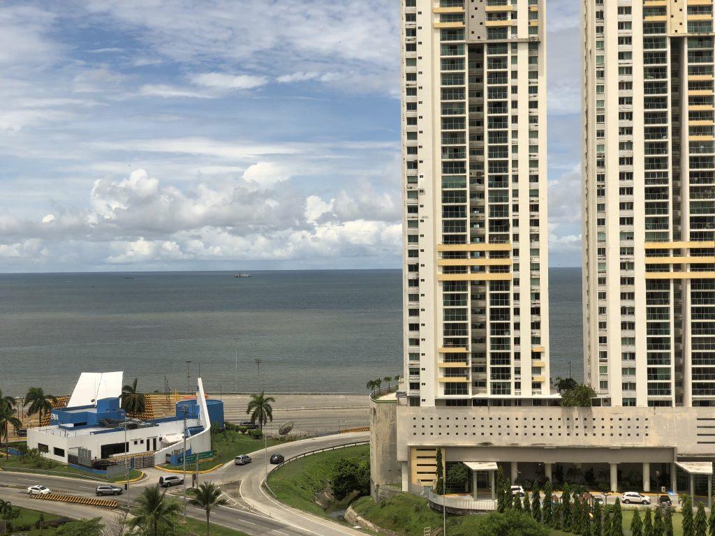 Sheraton @ Panama - Good Morning view - 05