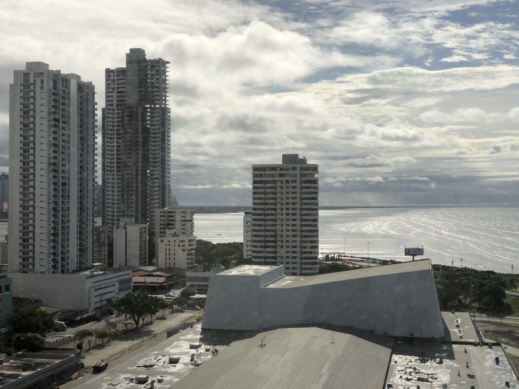 Sheraton @ Panama - Good Morning view - 06