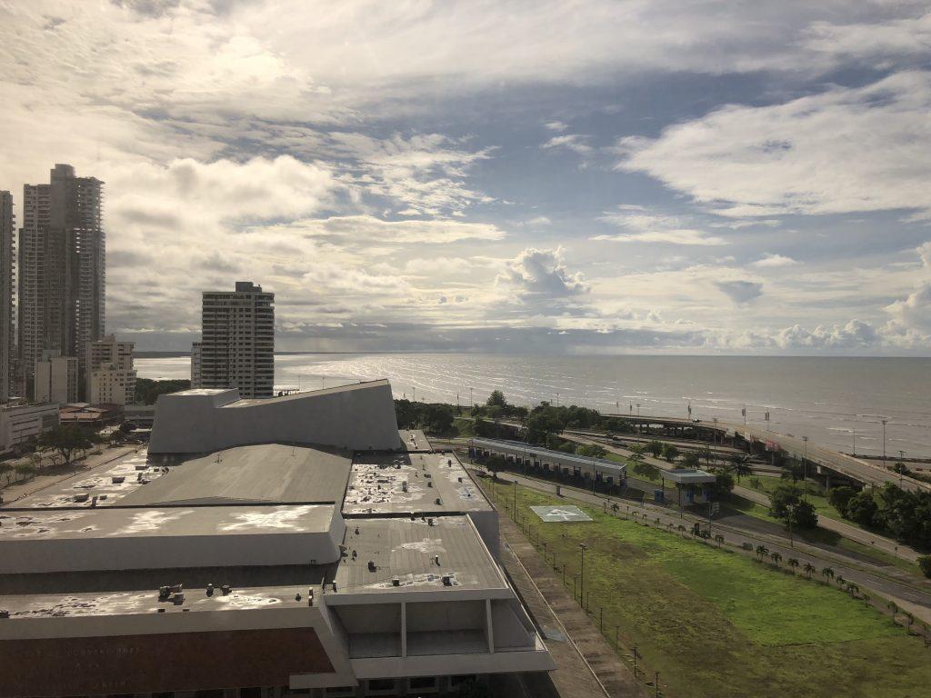 Sheraton @ Panama - Good Morning view - 07